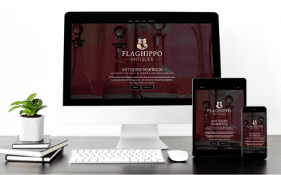 New Website Launch – Flaghippo Antiques